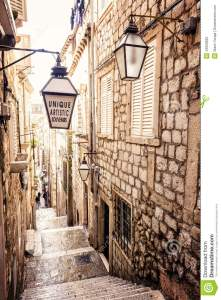 steep-stairs-narrow-street-old-town-dubrovnik-croatia-43659692