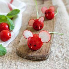 food mice